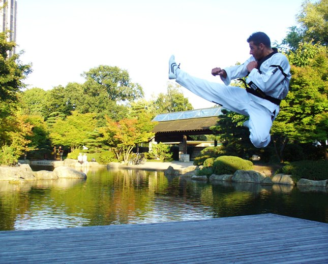 Can   jumping frontkick 002
